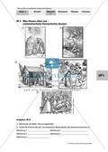 Die große europäische Hexenverfolgung: Filmausschnitt zur Hexenlehre auswerten + mittelalterliche Holzschnitte + Schaubild erstellen Preview 2