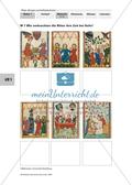 Ritter, Burgen und höfische Kultur: Leben der Ritter bei Hofe Preview 3