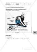 Der Aufstieg des Nationalsozialismus in der Weimarer Republik: Karikatur: Hitler und Versailler Vertrag in amerikanischer Zeitschrift + Text: Der Versailler Vertrag + Plakat: Rechte Parteien gegen den Young-Plan Preview 1
