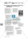 Der Aufstieg des Nationalsozialismus in der Weimarer Republik: Texte: Weltwirtschaftskrise und der Aufstieg der NSDAP + Mystery-Methode Preview 1