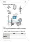 Das Leben der Ritter im Mittelalter: Unterrichtseinheit zur Ausrüstung und zum Aussehen eines Ritters Thumbnail 2