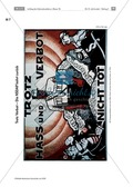 Geschichte, Handlungs- und Kulturräume, Leitprobleme, Dimensionen historischer Erfahrung, Epochen, Deutsche Geschichte, Herrschaft und politische Ordnungsentwürfe, Politikgeschichte, 20. Jahrhundert bis zur Gegenwart, Diktatur, NSDAP, Nationalsozialismus