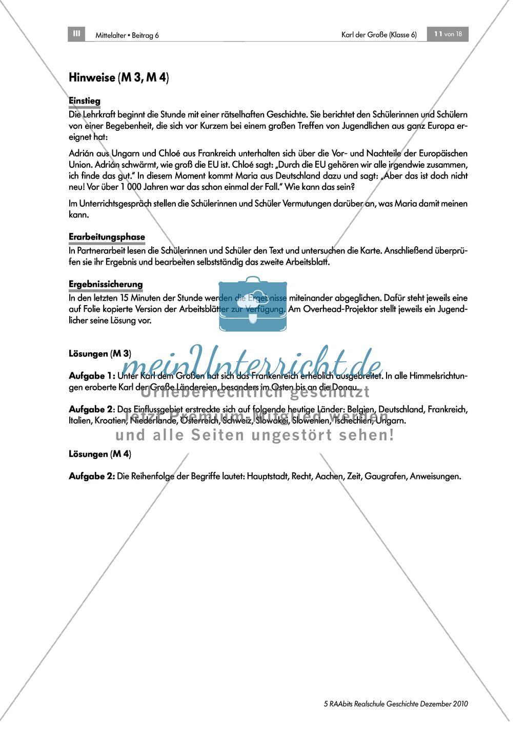 Karl der Große: Das Frankenreich Preview 2