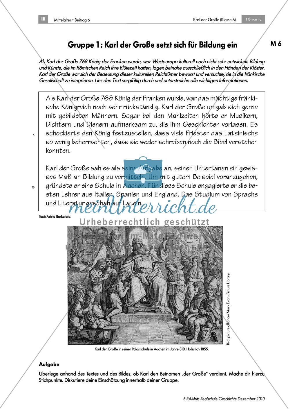 Karl der Große: Vater Europas? Preview 1