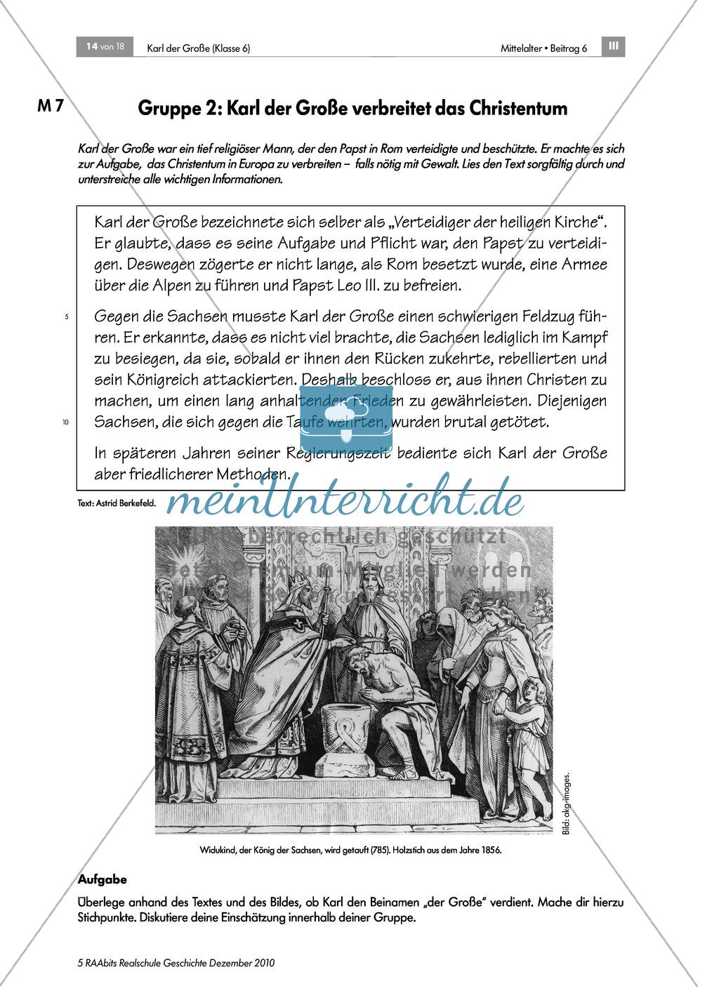 Karl der Große: Vater Europas? Preview 2