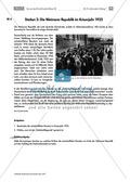 Die Geschichte Deutschlands im 20. Jahrhundert: Lerntheke zum Thema Preview 3