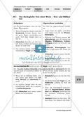 Lebensraum Wiese: Das ökologische Netz einer Wiese - Text- und Bildkarten Preview 2