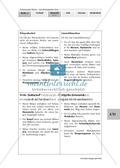 Lebensraum Wiese: Das ökologische Netz einer Wiese - Text- und Bildkarten Preview 8