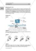 Wiesensalbei - ein Vertreter der Lippenblütler: Lage der Ober- und Unterlippe der Blüte + Bestäubungsmechanismus Thumbnail 4
