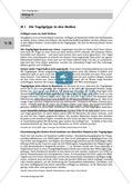 Die Vogelgrippe: Darstellung in den Medien und Wissensgrundlagen: Artikel und Pressemitteilung analysieren + Vermehrungszyklus von Viren kennenlernen Preview 1