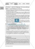 Optimale Bedingungen für Enzymreaktionen: Wandzeitung, Versuch Preview 2