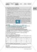Optimale Bedingungen für Enzymreaktionen: Wandzeitung, Versuch Preview 3