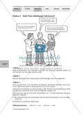 Definition, Beschreibung und Vermehrungskreislauf von Viren am Beispiel Influenza und Vogelgrippe: Textarbeit, Bildbeschreibung, Skizzieren, Eigenrecherche Preview 5