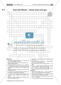 Lernerfolgskontrolle oder Hausaufgabe zum Thema Klonen Thumbnail 0