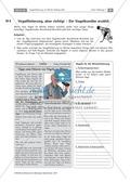 Meinungsbildung zur Vogelfütterung im Winter: Placemat, Fragen Preview 6