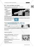 Leitet auch Wasser den Schall? Arbeitsblatt + Schülerversuch Preview 1