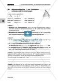 Wärmelehre - Arbeiten mit Formeln: Temperaturskalen, Wärmeausdehnung und Gasgesetz. Mit Aufgaben und Lösungen. Preview 2
