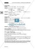 Wärmelehre - Arbeiten mit Formeln: Temperaturskalen, Wärmeausdehnung und Gasgesetz. Mit Aufgaben und Lösungen. Preview 7