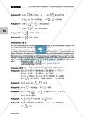 Wärmelehre - Arbeiten mit Formeln: Temperaturskalen, Wärmeausdehnung und Gasgesetz. Mit Aufgaben und Lösungen. Preview 9