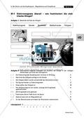 Physik, Elektrizitätslehre, Elektromagnet, Spule, Strom