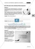 Der Strom und die Kupferspule: Bau eines einfachen Elektromagneten - die magnetische Wirkung einer gewickelten Spule Preview 1