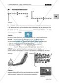 Mechanik: Anwendung von Kraftwandlern und Hebel im Alltag. Mit Experimenten, Aufgaben und Lösungen. Preview 4