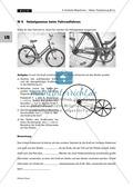 Mechanik: Anwendung von Kraftwandlern und Hebel im Alltag. Mit Experimenten, Aufgaben und Lösungen. Preview 5