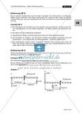 Mechanik: Anwendung von Kraftwandlern und Hebel im Alltag. Mit Experimenten, Aufgaben und Lösungen. Preview 8