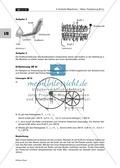 Mechanik: Anwendung von Kraftwandlern und Hebel im Alltag. Mit Experimenten, Aufgaben und Lösungen. Preview 9