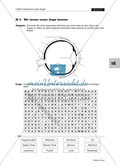 Optik: Wie das menschliche Auge funktioniert. Mit Aufgaben und Lösungen. Preview 2