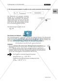 Bewegungen im Gravitationsfeld: Kegelschnittbahnen - Abhängigkeit der Bahnform von der Startgeschwindigkeit Preview 11
