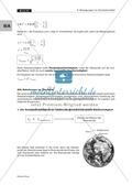 Bewegungen im Gravitationsfeld: Kegelschnittbahnen - Abhängigkeit der Bahnform von der Startgeschwindigkeit Preview 4