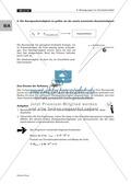 Bewegungen im Gravitationsfeld: Kegelschnittbahnen - Abhängigkeit der Bahnform von der Startgeschwindigkeit Preview 6