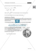 Bewegungen im Gravitationsfeld: Kegelschnittbahnen - Abhängigkeit der Bahnform von der Startgeschwindigkeit Preview 9
