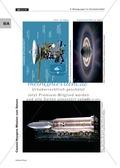 Bewegungen im Gravitationsfeld: Die Hohmann-Übergangsbahn - Geostationäre Umlaufbahn Preview 7