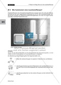 Die Leuchtstofflampe: Effizienz + Funktion Preview 5