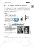 Physik im Alltag: Zeitungsausschnitt zu UV-A + UV-B + Lichtabsorption Preview 1