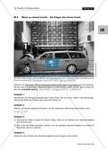 Straßenverkehr: Unfallfolgen - Energieerhaltungssatz Preview 1