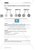 Die elektrische Ladung: Wiederholung + Festigung - Modelle zur Ladungsverteilung + Rätsel + Denksportaufgabe Preview 2