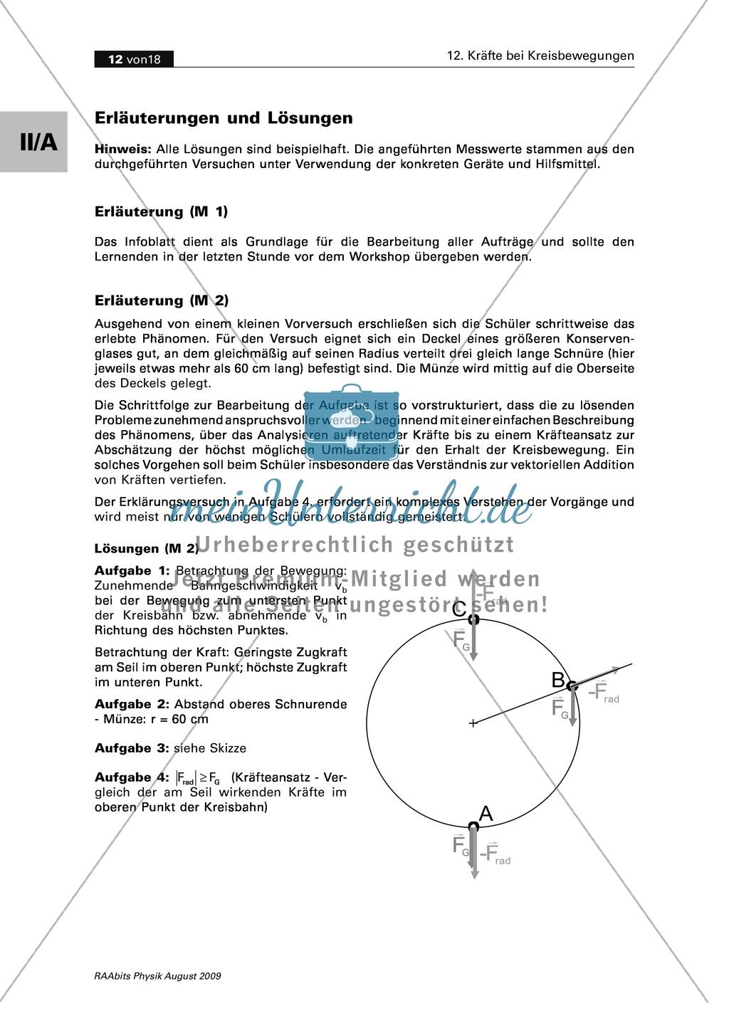 Nett Kreisbewegung Arbeitsblatt Mit Antworten Bilder - Mathe ...