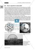 Nanotechnologie kennen lernen: Arbeitsblatt zu Fullerenen Preview 1