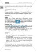 Nanotechnologie kennen lernen: Arbeitsblatt zu Fullerenen Preview 3