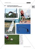 Mechanik im Sport: Physikalische Gesetze der Sportarten - Ein Einstieg Preview 3