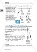 Physik, Mechanik, System, Kraft/Kräfte, Flaschenzug