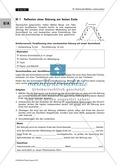 Stehende Welle: Experimente mit dem Gummiband - Reflexion eines einzelnen Wellenberges Preview 1