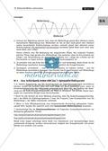 Stehende Welle: Zusammenhang zwischen Schwingung + Welle Preview 2