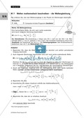 Stehende Welle: Die Wellengleichung - Drei verschiedene Darstellungen Preview 1