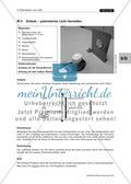 Das Hertz'sche Gitter als Analysator/ Einfach – polarisiertes Licht herstellen/ Stationenzirkel Preview 3