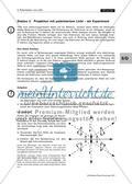 Das Hertz'sche Gitter als Analysator/ Einfach – polarisiertes Licht herstellen/ Stationenzirkel Preview 7