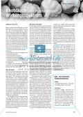 Arzneimittel: Das Wirkungsspektrum des Knoblauchs als Medizin. Mit didaktischen Erläuterungen. Preview 1